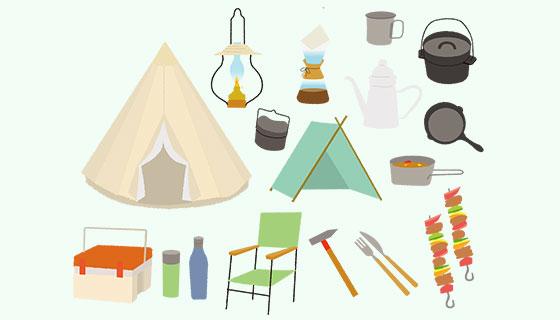 物流商材:アウトドア用品、釣り具