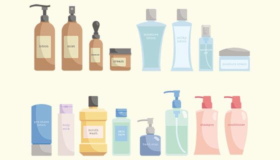 物流商材:健康食品、化粧品