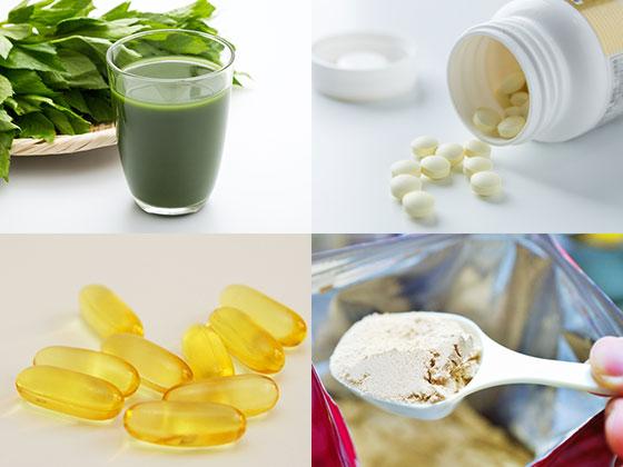 サプリメント・健康食品のECで取り扱う商材