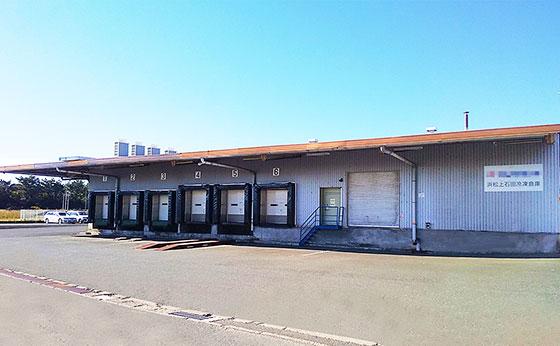 静岡 東海冷凍・冷蔵倉庫