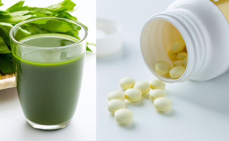 サプリメント・健康食品の物流